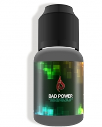 BAD POWER Red Vein Enhanced 10ml Liquid Kratom