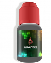 BAD POWER Red Vein 10ml Liquid Kratom