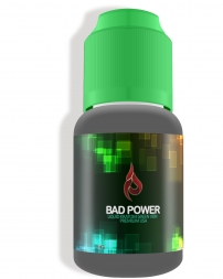 BAD POWER Green Vein 10ml Liquid Kratom